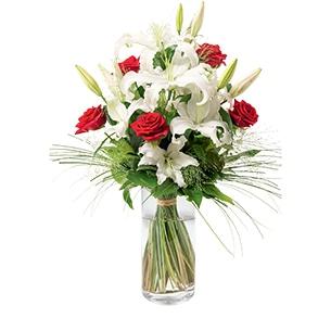 bouquet de fleur plan de cuques