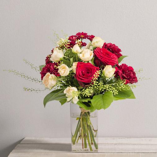 bouquet de roses 13013