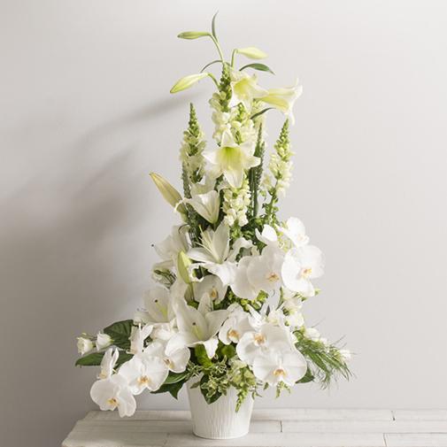 bouquet mariee champetre